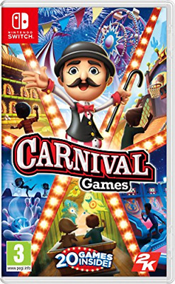Carnival Games For Nintendo Switch • 23.99£