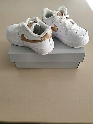 AU40 • Buy Toddler Nike Force 1 Runners, Brand New, Size 6C