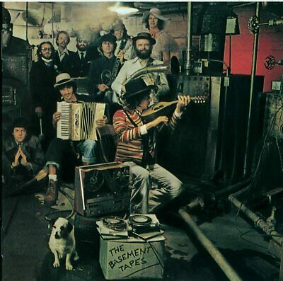 £26.99 • Buy BOB DYLAN & THE BAND - THE BASEMENT TAPES - DOUBLE 180g VINYL LP* NEW & SEALED*