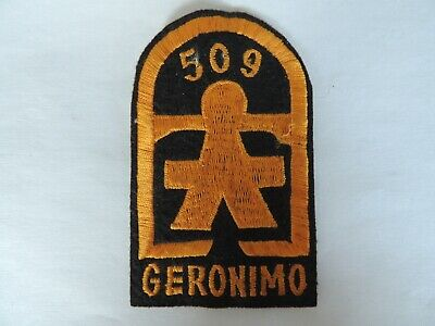 US Army 509th Airborne Infantry Brigade Para Formation Insignia Badge Patch • 1.95£