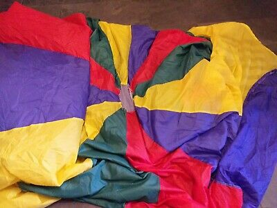 Large 1.8m Parachute Sturdy Strong Material Kids Play • 25£