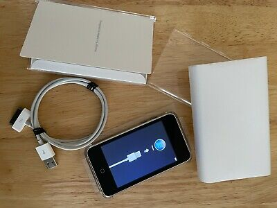 Apple IPod Touch 2nd Gen 8GB A1288 Black [Working] • 8£