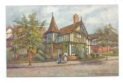 £6.95 • Buy Liverpool Port Sunlight Park Road Cottage Homes Lever Brothers Postcard C.1900's