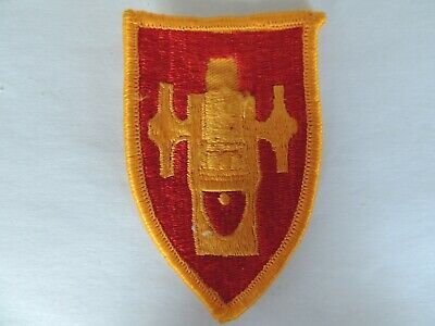 US Army Field Artillery School Insignia Formation Badge Patch • 1.65£