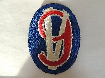 US Army 95th Infantry Division Insignia Formation Badge Patch • 1.95£