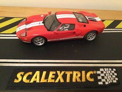 Scalextric  Ford Gt40 Red C2661 - Excellent Condition  • 24.95£