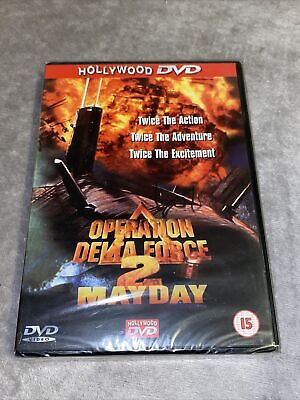 £3.99 • Buy Operation Delta Force 2: Mayday (DVD)