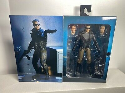 """£42.54 • Buy 2015 NECA The Terminator: Ultimate T-800 Police Station Assault 7"""" Action Figure"""