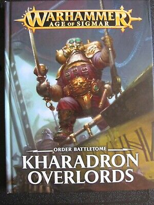 AU30 • Buy Warhammer Age Of Sigmar Kharadron Overlords 2017 OOP Battletome