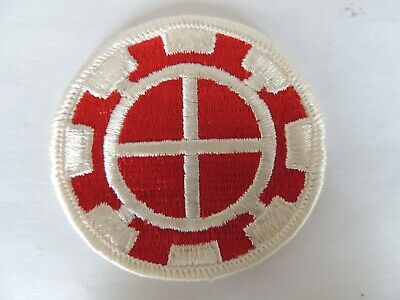 US Army 35th Engineer Brigade Formation Insignia Badge Patch • 1.65£
