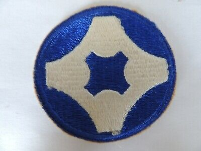 US Army 4th Service Command Formation Insignia Badge Patch • 1.65£