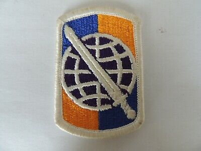 US Army 363rd Civil Affairs Brigade Formation Insignia Badge Patch • 1.65£