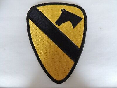 US Army 1st Air Division Cavalry Formation Insignia Badge Patch • 2.45£