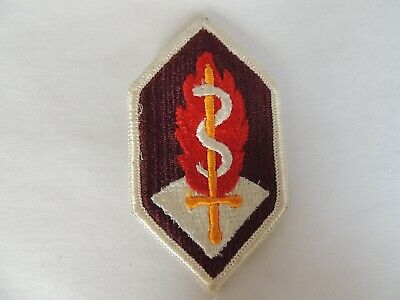 US Army Medical And Research Formation Insignia Badge Patch • 1.65£