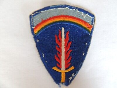 US Army In Europe Formation Insignia Badge Patch • 1.95£