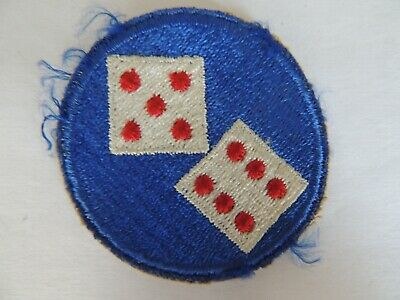 US Army XI Army Corps Formation Insignia Badge Patch • 1.65£