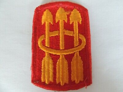 US Army 30th Air Defence Artillery Formation Insignia Badge Patch • 1.65£