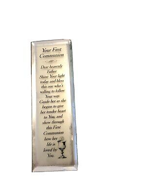 First Holy Communion Gifts • 1.50£