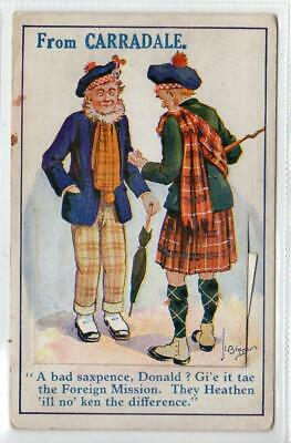 £4.95 • Buy FROM CARRADALE: Argyll Novelty Pull-out Postcard (C57156)
