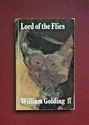 William Golding - Lord Of The Flies (Faber And Faber) P/B • 4.50£