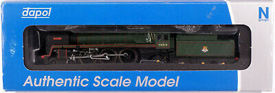 Dapol 2S-017-003 - Britannia Class - BR Lined Green (Early Crest) • 75£