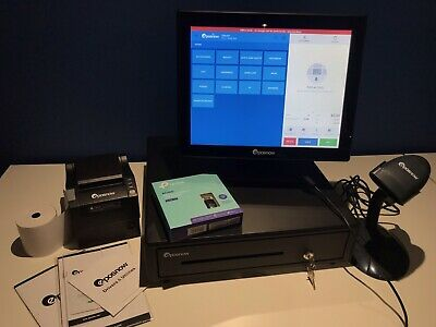 Epos Now C15 Pro Complete Touchscreen Till System  • 500£