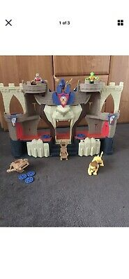 Imaginext Fisher-Price Lions Den Knights Castle • 11£