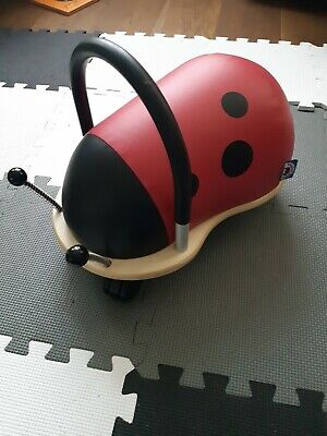Original Wheely Bug - Ladybird Ride-On Toy (Small 1 Year+)  • 16£