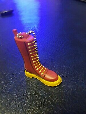 Rare Dr.martens Usb Flash Key Ring 12 Eye Boot New Boxed Doc Martin Gifts O29 • 10.99£