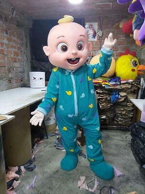 £229.14 • Buy Baby Boy JJ Mascot Coco Costume Melon Character Party Event Birthday Cosplay