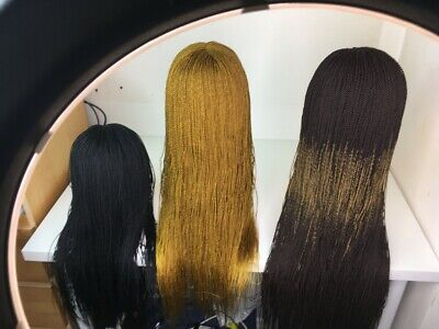 £60 • Buy Senegalese Twist Braided Wigs, Short Braided Wigs. Middle Part Wigs. New Stock