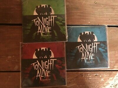 "AU100 • Buy Tonight Alive [RARE] Consider This 7"" Vinyl Records"