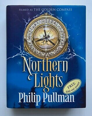 Northern Lights - His Dark Materials - Philip Pullman - Alethiometer Poster Ed • 100£