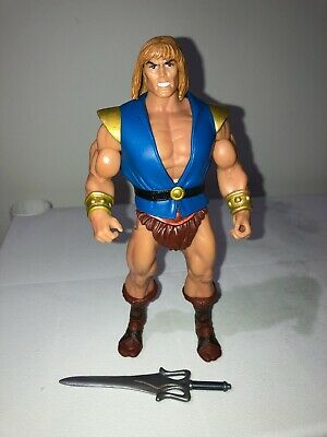 $76 • Buy PRINCE ADAM MINI COMIC FIGURE Masters Of The Universe Classics Power-Con Super7