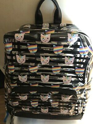 AU5 • Buy Luv Betsey Cat Unicorn Kids Backpack