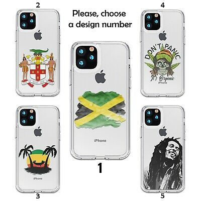 £9.20 • Buy Jamaica Case For IPhone 12 11 Pro Max XR SE X XS 8 7 Silicone SN