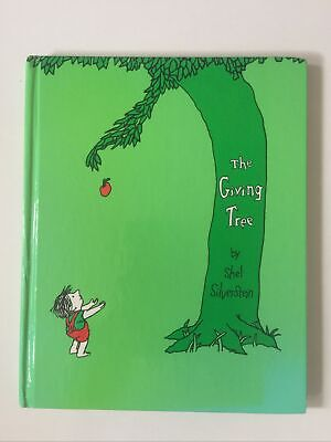The Giving Tree By Shel Silverstein Hardback Edition VGC • 5£
