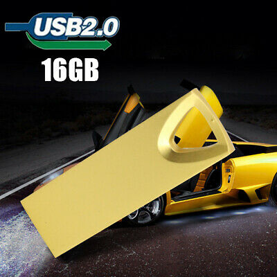2TB Metal USB Flash Pen Drive Key Ring Memory Drives Stick Storage Data U Disk • 4.39£