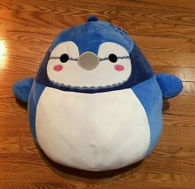 $ CDN43 • Buy NWT Squishmallow Babs 16  Blue Jay Canada Exclusive