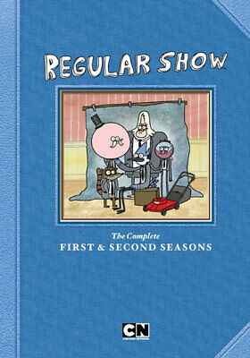 Warner Home Video Dt353123d Cartoon Network-regular Show Season 1 & 2 (dvd/3 ... • 20.13£