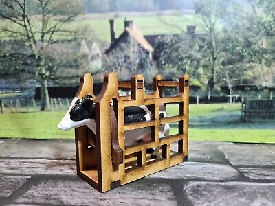 £8.63 • Buy  Woody Farm Building. Cattle Crush 1.32 Scale, Cattle,