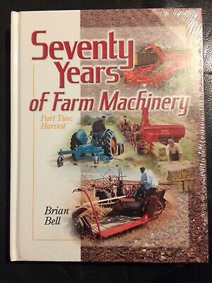 Seventy Years Of Farm Machinery Part Two : Harvest ISBN 978-1-906853-50-1 • 12.50£