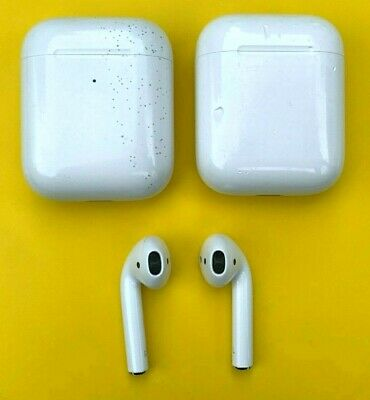 $ CDN54.98 • Buy Apple AirPod 2nd Generation Replacements - Left Side, Right Side, Or Charge Case