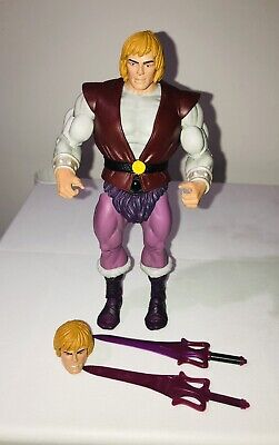 $23 • Buy Prince Adam Figure Masters Of The Universe Classics He-Man Complete Motu