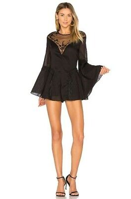 AU120 • Buy Alice McCall - Formation Playsuit, Size 6, RRP $340