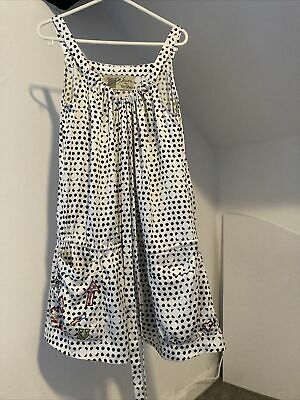 Laura For Topshop Polka Dot Dress Size Small  • 5£