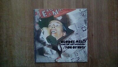 GEORGE MELLY & The  Fleetwarmers  Vinyl LP Son Of Nuts,  (1973) EX • 9.99£
