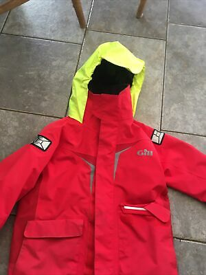 Red Gill Sailing Jacket • 40.50£