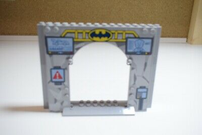 Lego Juniors Bat Cave Gate Panel ONLY From Set 10672 • 5.99£
