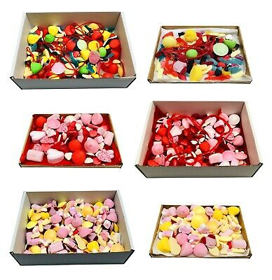 Pick N Mix Retro Sweets Box Sweet Hamper Birthday Party Easter Valentines Gift • 5.99£
